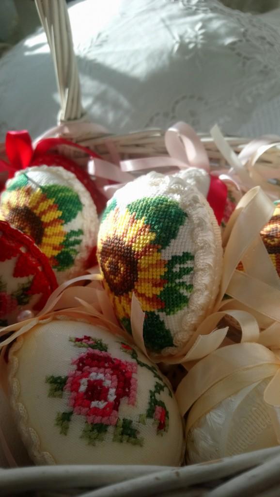 Dekoratorzy, Czekając na wiosnę .................. - ..................i jajeczka..................