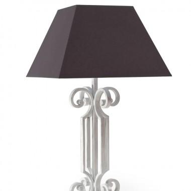 Lampa podłogowa De Ferr 108 C White Patina