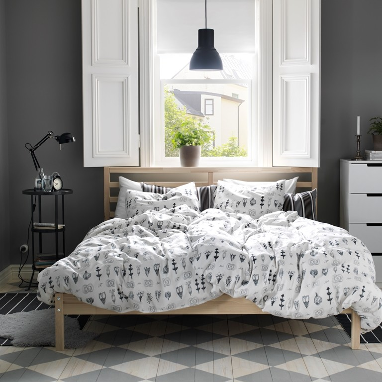 Zdjęcie 610 W Aranżacji Jak Stworzyć łóżko Z Którego Nie