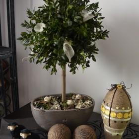 ....drzewkowo....jajeczkowo....świątecznie....