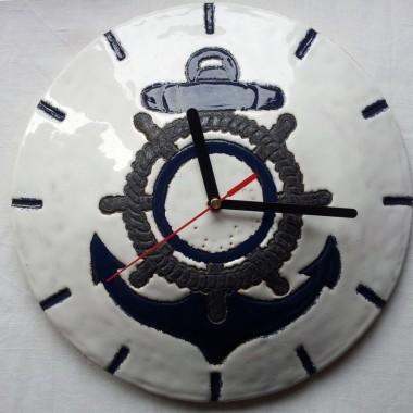 zegary ceramiczne własnoręcznie wykonane