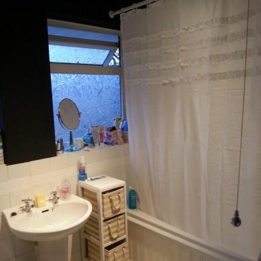 łazienka metamorfoza