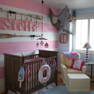 Pokój małej piratki :)