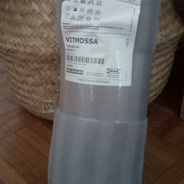 5 sztuk kocy VITMOSSA z IKEA kosztuje 40 zł (1 szt- 8zł)
