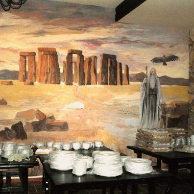 artystyczne malowanie ścian - nasze realizacje