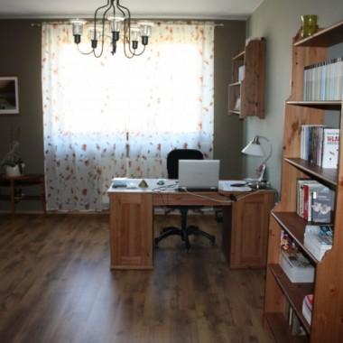 gabinet - pokój gościnny