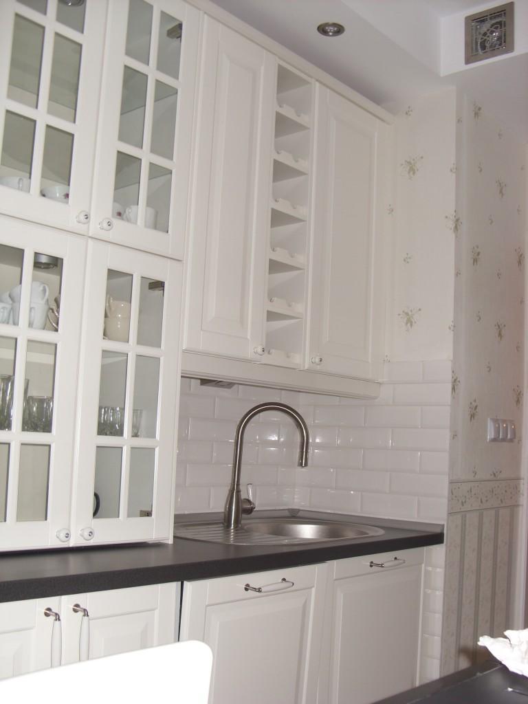 Zdjęcie 36 W Aranżacji Kuchnia Biała W Stylu Angielskim