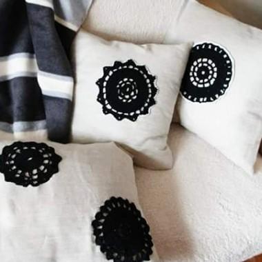 Poduszki i inne dekoracje