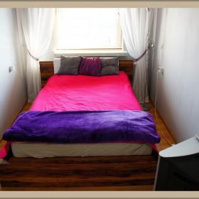 Moja pierwsza i wymarzona sypialnia