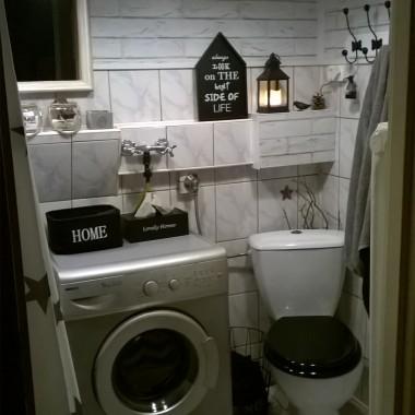 Nowa łazienka...