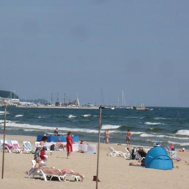 ................i plaża................