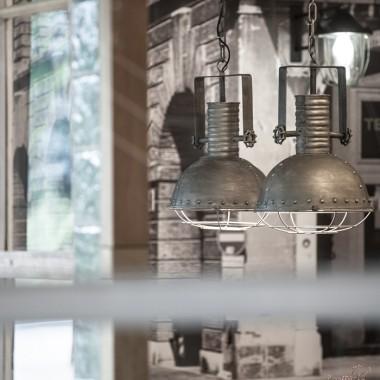 Lampy w stylu loft