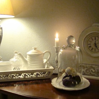 Anglicy herbatkują o 5,a my kiedy chcemy&#x3B;)