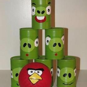 Zabawa Angry Birds