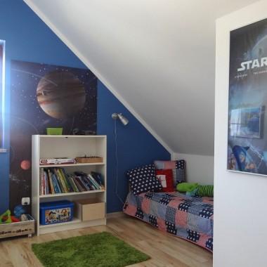 Pokój 6-latka, fana Star Wars