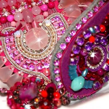maggie piu - różowa kolekcja