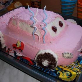 Torty Urodzinowe z Bitej Smietany :)
