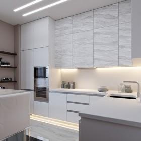 Profil do tworzenia linii światła LED