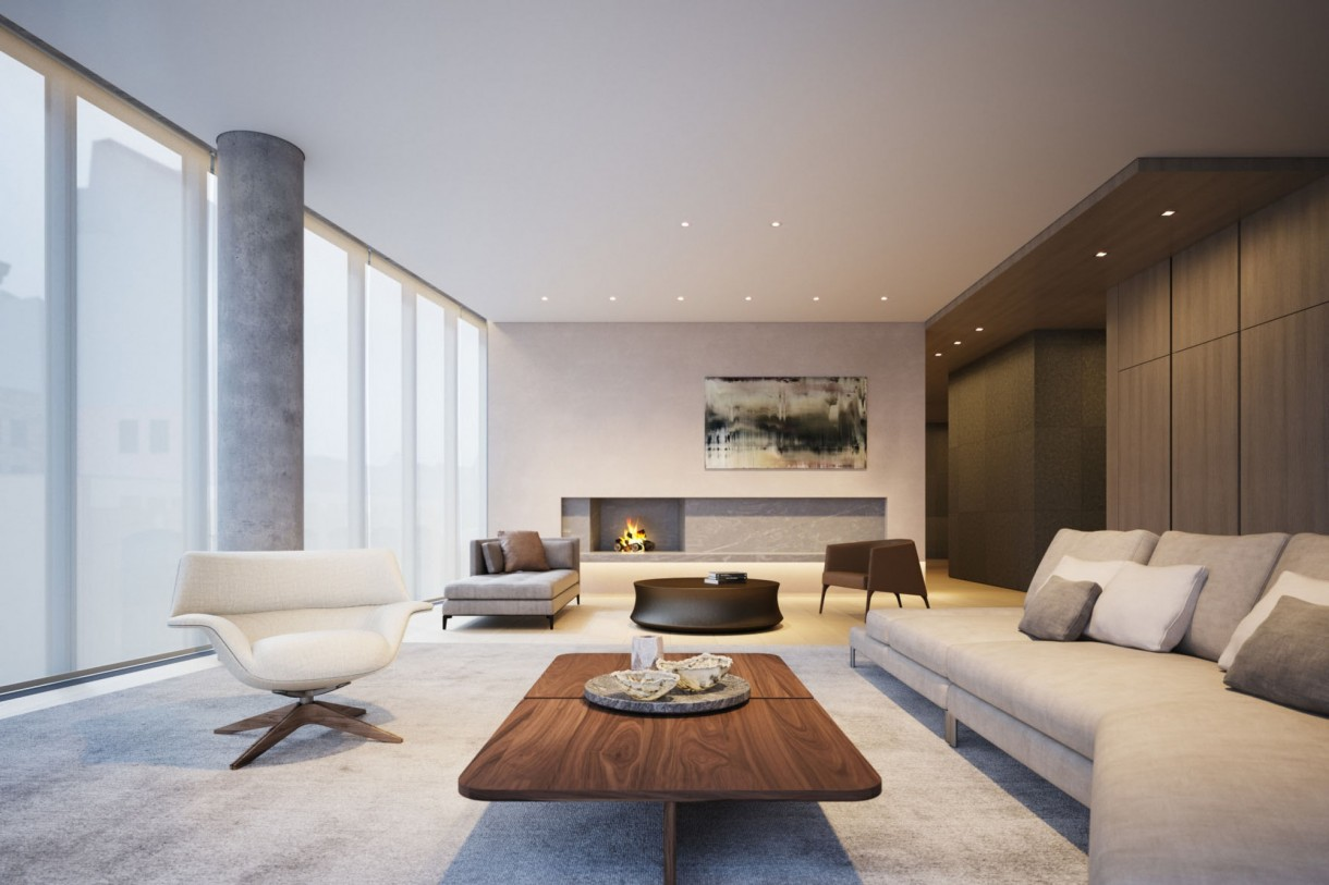 Domy sław, Cindy Crawford kupuje nowy dom - W apartamencie za prawie 14 mln dolarów mieszczą się strefa dzienna, kuchnia, cztery sypialnie i cztery łazienki z osobną toaletą.  Mieszkanie ma niemal 400 metrów kwadratowych. To robi wrażenie!  IMP FEATURES/East News