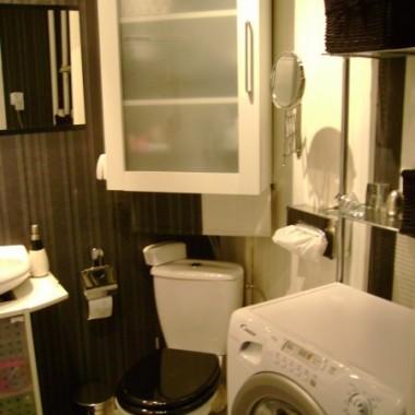 Łazienka...rok po..