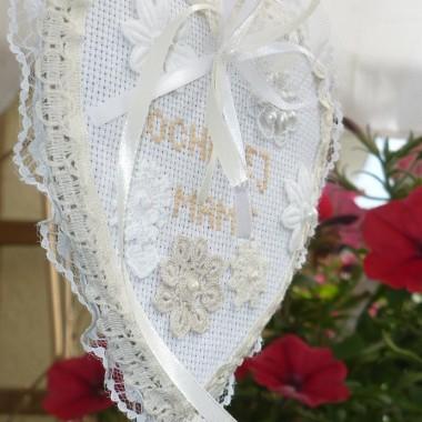 Serca i kwiatki na Dzień Matki.............