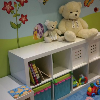 Pokój mojej rocznej córeczki