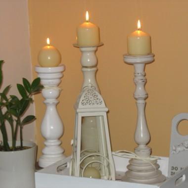 latarenki, świeczniki