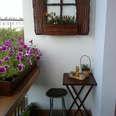Balkon w bloku cz. II/ Zmiany...