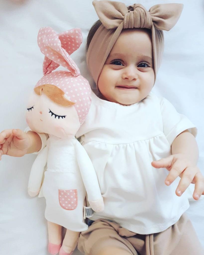 Kupię, Pokój dziecięcy / Nasi mali zadowoleni klienci - Lalka METOO podbija serca maluchów