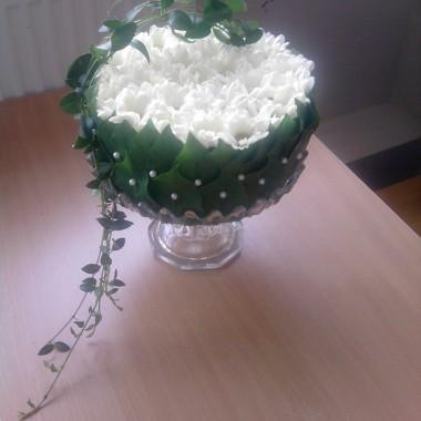 Torty kwiatowe:)