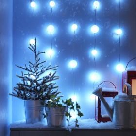 Magiczne światełka - świąteczne inspiracje z IKEA Kraków