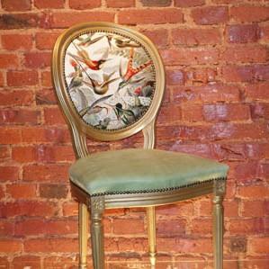krzesła Bottega