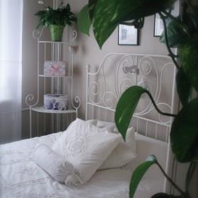 Sypialnia, tym razem w bieli