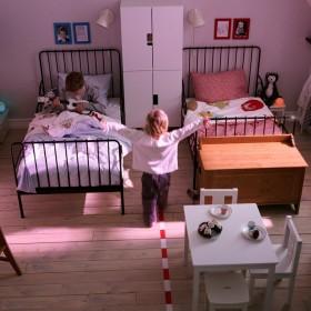 Rodzeństwo w jednym pokoju