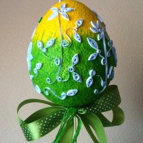Quilingowe jajeczko