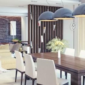 Dekoracja mieszkania w stylu loftowym