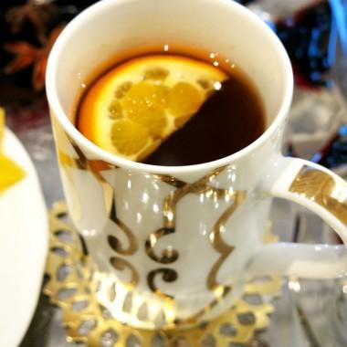 Zimowa herbatka na rozgrzanie:-)