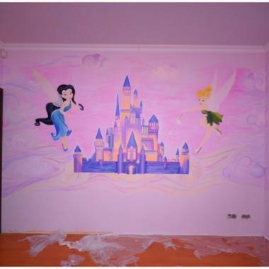 Artystyczne malowanie ścian, malarstwo ścienne, murale
