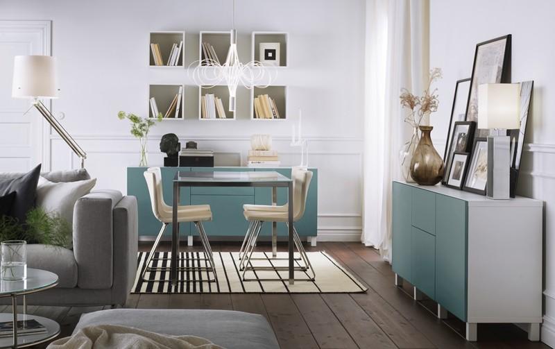 Salon, Komoda – sprytny sposób na dodatkową przestrzeń