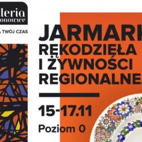 Jarmark Rękodzieła i Żywności Regionalnej w Galerii Bronowice