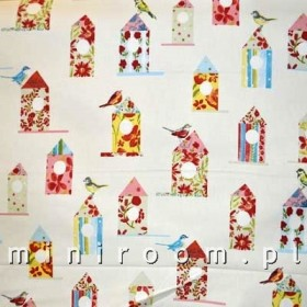 Wiosna w pokoikach dziecięcych - najnowsze kolekcje tkanin