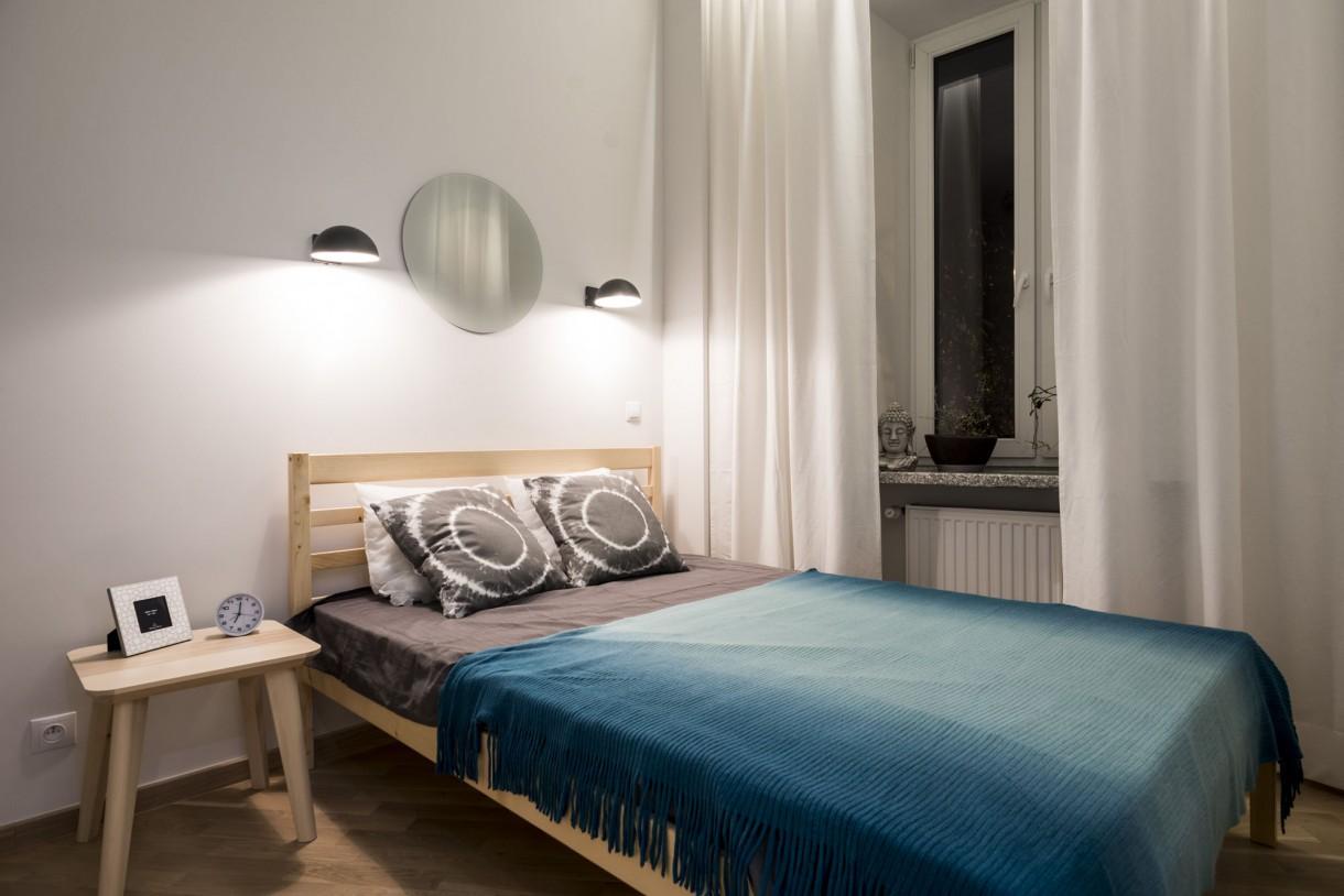 Sypialnia Z Garderobą Deccoriapl