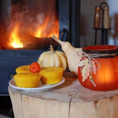 Jesień w sielskim domku