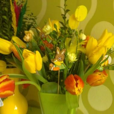 Wielkanocne bukiety