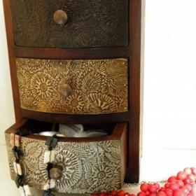 szafeczka na biżuterię