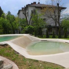 Kolejne baseny wykonane w technologii BioDesigne Pools oddane do użytku