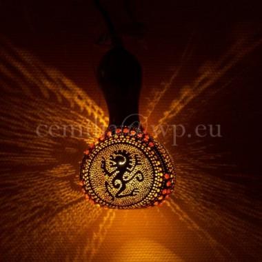 Tykwa, Lampa z Tykwy, Rękodzieło