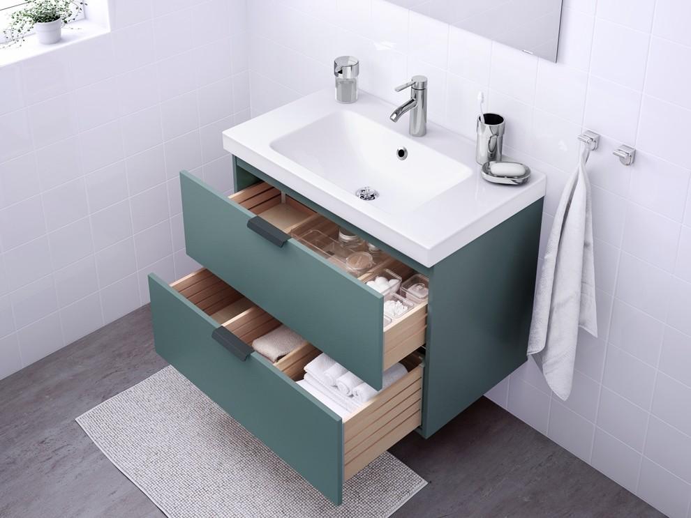 Zdjęcie 1219 W Aranżacji łazienka Idealna Deccoriapl