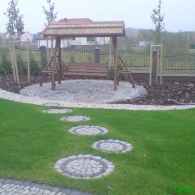 dalsza część ogródka