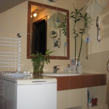 Mini łazienka